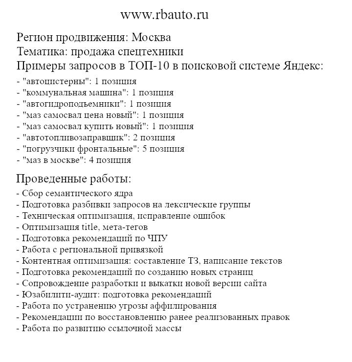 Вывод сайта в топ яндекс Угличская улица михаил русаков создание сайта